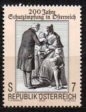 Austria - 2000 200 years protective vaccinations Mi. 2332 MNH