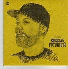 (DA101) The Russian Futurists, Me, Myself and Rye - 2006 DJ CD