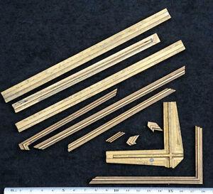 11x lines frame bookbinding Brass Type Letterpress hot stamp hotfoil embossing