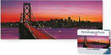 Ravensburg * puzzle * san Francisco * Oakland Bay Bridge * 1000