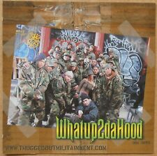 What Up 2 poiché Hood-N.O. U.C. alla, Capone, tra l'altro-CD CON BONUS DVD