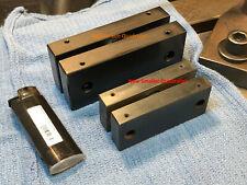New Smaller QUADRALLEL-Mill Workholding Tool Machinist CNC Vise Vice Jaw KURT
