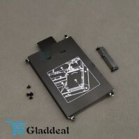 New Hard Drive Caddy Frame w/Screws Connector For HP EliteBook 820 720 725 G1 G2
