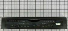 New listing Oem Wp8534839 Whirlpool Black Control Panel and Touchpad Wp8534839