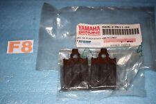 2 plaquettes de frein d'origine Yamaha DT 50 R MBK X-LIMIT 50 5BK-F5811-00 neuf