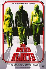"""THE DEVIL'S REJECTS Movie Poster [Licensed-NEW-USA] 27x40"""" Theater Size  Zombie"""