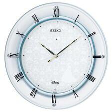 New SEIKO Wall Clock Adult Disney Series Cinderella White Pearl FS503W Japan EMS