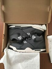 official photos 19c94 cbaa3 NIKE AIR FLIGHT 89 1989 Cool Grey Anthracite White 306252 019 Size 13 2011