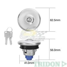 TRIDON FUEL CAP LOCKING FOR Toyota Hilux YN85R 10/88-03/90 4 1.8L 2Y-C OHV