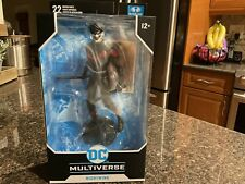 DC Multiverse Nightwing Joker Death Of The Family McFarlane Toys 7? Inch 2021