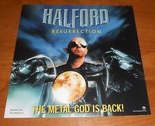 Halford Resurrection The Metal God is Back Poster Flat Promo 12x12 Judas Priest
