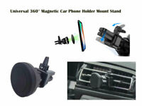 Universal Air Vent Mount 360 Magnetic Car Phone Holder for iPhone 12 11 Pro S20+