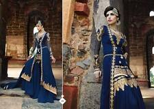 Indian Pakistani Designer Salwar Kameez Original Glossy 12008