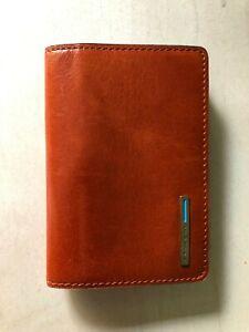 Custodia MP3 Piquadro In Pelle Colore Rosso