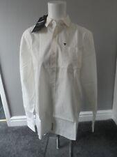 Bnwot new Triumph men`s white long sleeved shirt size Medium