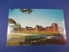 Continental Army Huts Valley Forge,Pa Vintage Colorful Postcard Unused Pc14