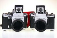 Camera 6Х6 SLR  PENTACON six TL  2 pieces