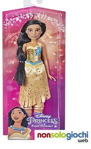 Hasbro Principesse Disney - bambola Pocahontas F0904ES2 -nuovo-italia