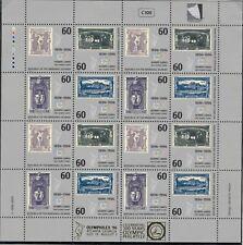 Marshall Islands 1991 3 Sheet ship shuttle flight map legend locomotive MNH **