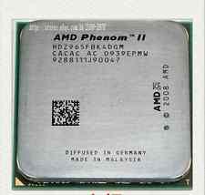 Livraison gratuite AMD Phenom II X4 965 3.4 ghz quad-core (HDZ965FBK4DGM) processeur