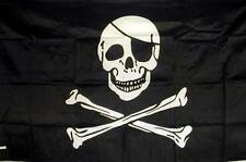 Skull And Cross Bones Flag 3 X 5 pirate flags pirates Large 3X5 Skeleton Bone