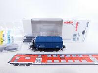CQ738-0,5# Märklin H0/AC 46049 Schienenreinigungswagen DB + Tüte Pads, NEUW+OVP