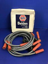 Napa 700246 Ignition Spark Plug Wire Set Fits 1973-1980 GM 350 5.7L