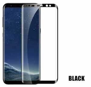 9D Curved Tempered Glass For Samsung Galaxy S8 S9 Plus S10 S20 S21 Ultra Screen