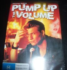 Pump Up The Volume (Christian Slater) (Australia Region 4) DVD - NEW