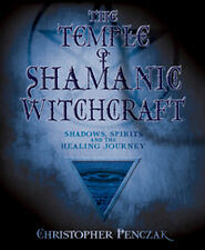 Book - The Temple of Shamanic Witchcraft - Twelve Lessons - Christopher Penczak