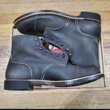 red wing iron ranger 9.5 Black Brand New. NOT SECONDS