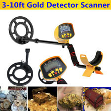 Gold Digger Diamond Metal Detector Light Hunter Finder Deep Sensitive Search