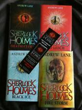 Sherlock Holmes Fiction Books with Dust Jacket