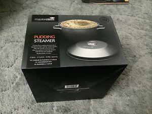 Masterclass Pudding Professional Steamer 2.0 L Non Stick Brand New