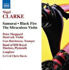 Nigel Clarke - Clarke, N - Samurai; Black Fire [CD]
