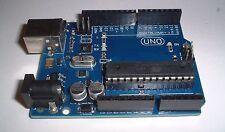 Uno R3 ATMEGA328P ATMEGA16U2 Arduino compatibile + cavo UK STOCK