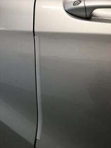 Bump Stop Door Guard Edging Clear Soft Plastic Cutable Protector For Skoda