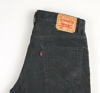 Levi's Strauss & Co Herren 559 Bequemer Gerades Bein Jeans Größe W34 L30 ASZ529