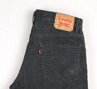 Levi's Strauss & Co Hommes 559 Décontractée Jeans Jambe Droite Taille W34 L30