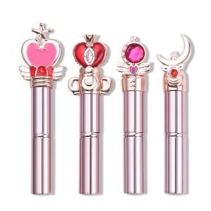 Sailor Moon Makeup Brush Cute Cosmetic Brushes Rose Gold Japan inspired
