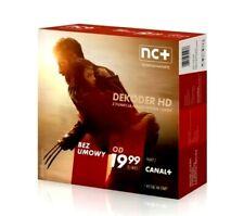 NC+ HDTV Box Polska Telewizja na karte MIX + 1 mies CANAL+ TVN POLSAT TVP SPORT*