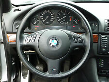 BMW e39 523i 528i M52TÜ Kabelbaum Multifuntionslenkrad Tempomat MFL Nachrüstsatz