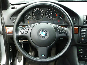 BMW 5er e39 Kabelbaum. Multifuntionslenkrad Tempomat MFL Nachrüstsatz M57 525d