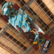 New Santa Cruz Star Wars Sarlacc Pit Scene Cruzer Complete Skateboard 8.5 x 31in