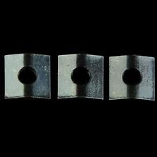 Set di 3 blocchetti per ponte bridge floyd rose cromati frncbcp