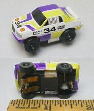 1994 Galoob Micro Machines 1/87th Slot Cars Very Rare CHEVY MONTE CARLO Rare #34