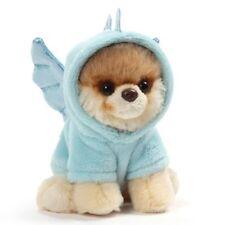 "Gund Itty Bitty Boo Dragon Plush #045 Dog Small 5"" Blue Dragon Outfit"