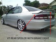 COMMODORE VT SEDAN REAR BOOT SPOILER WITH LIGHT