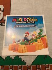 Mario + Rabbis Kingdom Battle - The Official Soundtrack