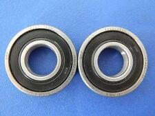 2 Stück SKF 6202 2RSH (15x35x11 mm) Kugellager, Rillenkugellager (2RS,2RSR)